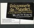 Poissonerie du Mayollet